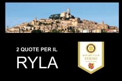 3.2.3 -2 quote per il RYLA