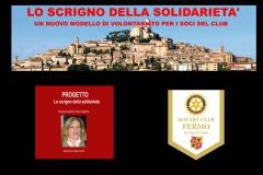 3.4.5 - lo scrigno della solidarietà
