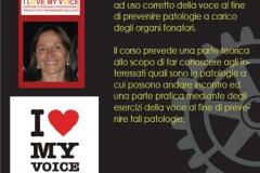 3.5.61 - progetto salute - i love my voice
