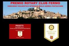 3.9.2 - Premio Rotary Fermo - Concorso violinistico internazionale Postacchini
