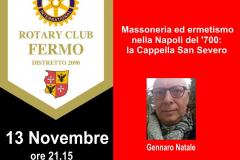 01 - 2020.11.13 - Massoneria ed ermetismo nella Napoli del 700 - la cappella San Severo