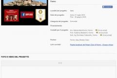 3.10.22 - Pagina facebook gruppo chiuso Rotary Club di Fermo 1