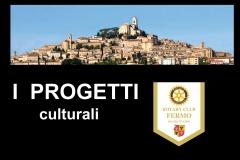 3.8.0 - I progetti - culturali