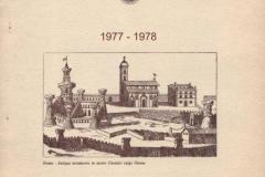 1977 - 1978 - bollettino