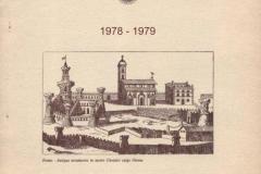 1978 - 1979 - bollettino