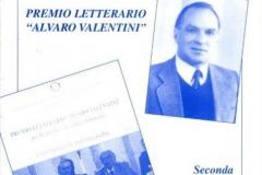 2001 - Premio letterario Alvaro Valentini