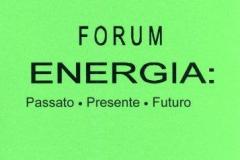 2003 - Forum Energia - Passato, Presente, Futuro