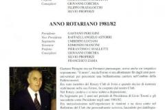 1980-1981 - 1981-1982 - Gaetano Perugini