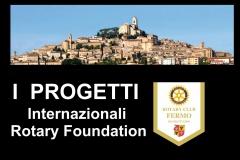 3.3.0 - I progetti - internazionali Rotary Foundation
