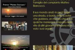 3.7.51 - progetto istituzionale - premio matteo biancucci