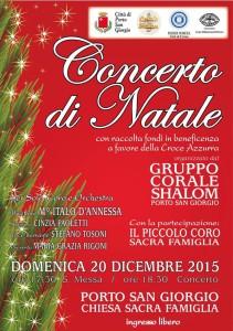 Inner wheel - concerto di natale 2015