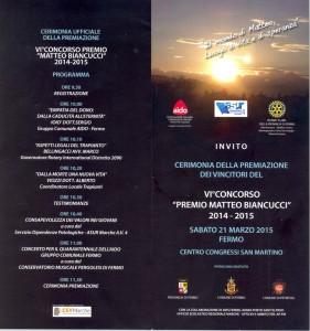 Premio Biancucci 6 avanti