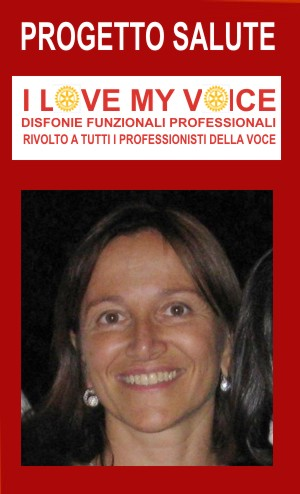 progetto salute - Y love my voice - banner